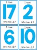 I Have, Who Has - Numbers 1-20 Identification Card Game