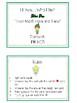 I Have Who Has - PETER PAN - Ten More Ten Less - Math Folder Game