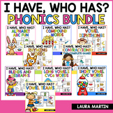 I Have Who Has | Phonics Bundle