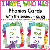 Phonics Game oi and oy words