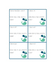I Have Who Has Place Value Game