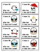 """""""I Have, Who Has?"""" Place Value (Penguin Theme)"""