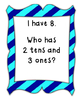Place Value Game-I Have, Who Has Place Value (Tens and Ones)-CCSS Aligned