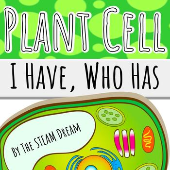 I Have, Who Has: Plant Cell