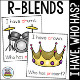 I Have, Who Has R- Blends