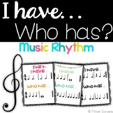 I Have.... Who Has? ~Rhythm Game~