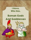 I Have Who Has Roman Gods and Goddesses