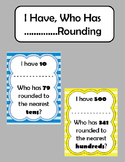 I Have, Who Has Rounding Game