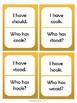 I Have, Who Has: Second Grade Treasures Unit 4 Phonics Skills
