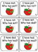 I Have Who Has Short 'a' Apples