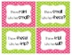 I Have! Who Has? Sight Word & Word Work Game - Grade 2 Bundle (3 Word Lists!)