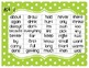 I Have! Who Has? Sight Word & Word Work Game - Grade 3 Package (3 Word Lists!)