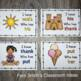 I Have, Who Has? Sight Words 1st Grade - Summer Fun