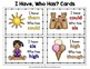 I Have Who Has Game Sight Words 3rd Grade - Summer Fun