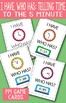 I Have, Who Has Telling Time to The 5 Minute Printable Cards