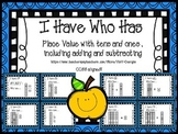 I Have Who Has Tens and Ones Place Value Game