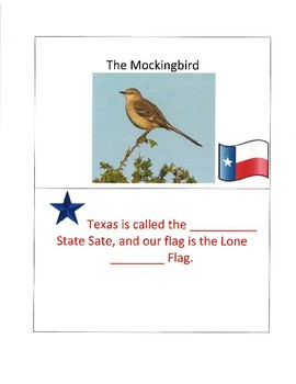 I Have-Who Has-Texas Independence Day and Dr. Seuss-no prep!