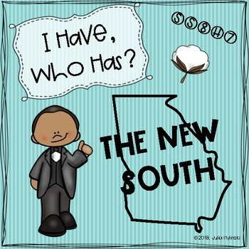 I Have, Who Has - The New South