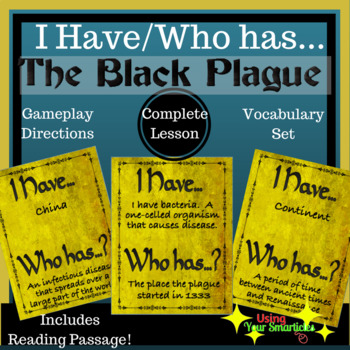 I Have Who Has The Plague  - Loop Game
