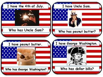 I Have, Who Has: USA