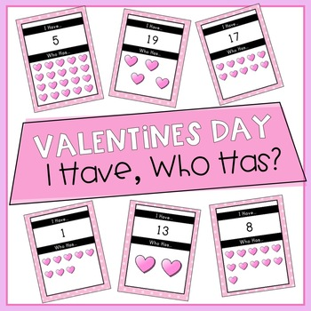 I Have, Who Has? (Valentine's Day Edition!)