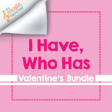 I Have, Who Has | Valentine's Day Rhythm Cards | Bundle