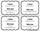 4th Grade Vocabulary Game (Reading Wonders Unit 1 Week 5)