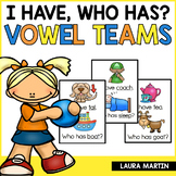 I Have, Who Has-Vowel Teams