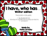 I Have, Who Has: Winter Edition