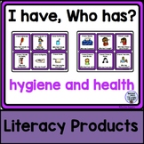 I Have, Who Has? - hygiene and health