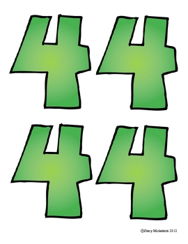 I Have, Who Has with a Twist! - Multiplication