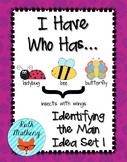 I Have, Who Has...Identify the Main Idea (Set 1)