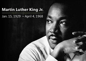 """MLK's """"I Have a Dream"""" speech"""