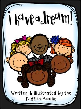 I Have a Dream Class Book