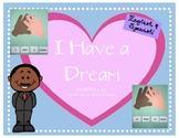 I Have a Dream Craftivity MLK Jr.
