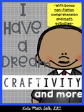"""I Have a Dream"" Craftivity!"