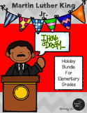 I Have a Dream: Martin Luther King Jr. Holiday Bundle