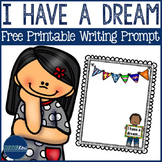 FREEBIE: I Have a Dream - Martin Luther King Jr. Printables