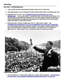 """I Have a Dream"" Speech by Martin Luther King Jr. - Common"
