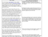 I Have a Dream/ simplified text for the ELL students