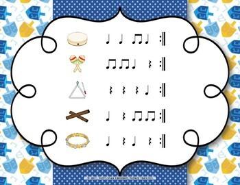 I Have a Little Dreidel - Hebrew Folk Song, Hanukkah, with Orff Accompaniment