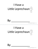 I Have a Little Leprechaun