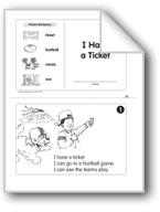 I Have a Ticket (Level E)