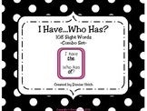 I Have Who Has? - Sight Words Bundle (108 Sight Words)