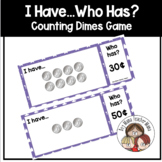 I Have... Who Has?:  A Game of Counting Dimes