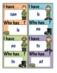 I Have...Who Has...? Game - Basic Sight Words.1