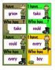 I Have...Who Has...? Game - Basic Sight Words.4