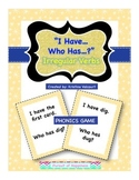 "FREEBIE - ""I Have…Who Has"" Game - Irregular Verbs"