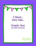 I Have...Who Has (Grade One Math)