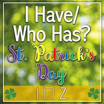 I Have/Who Has? St. Patrick's Day - Ta, Ti-ti, Rest
